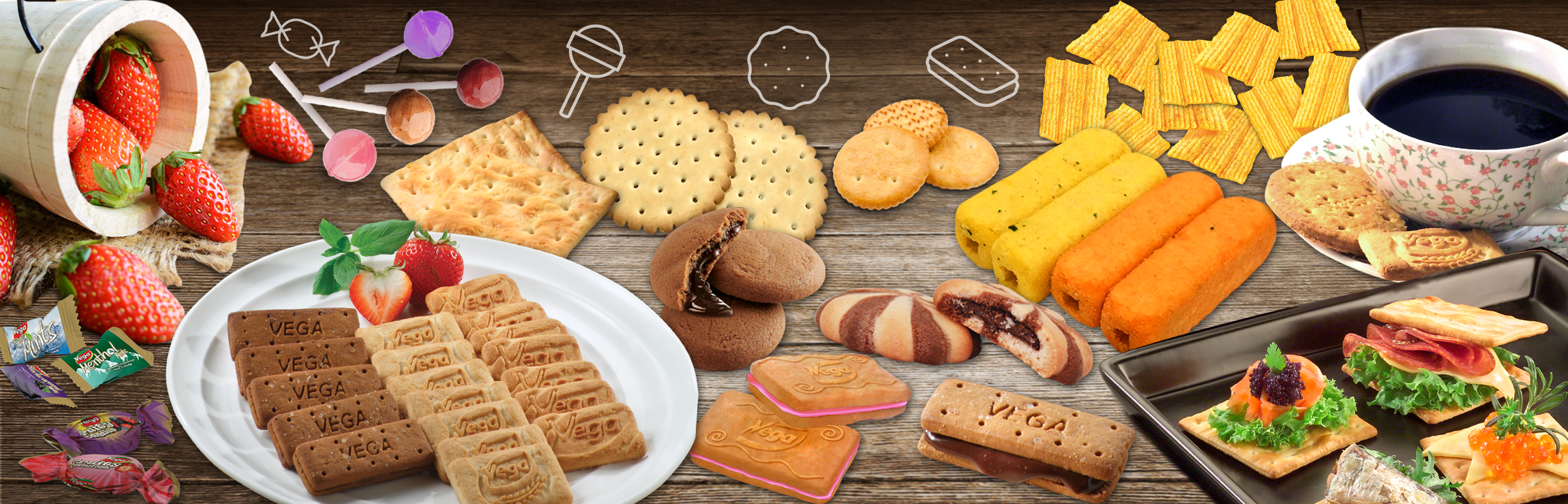 Snacks & Confectionary
